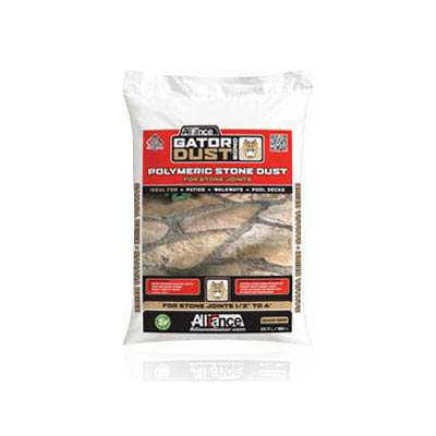 Alliance Gator Dust Polymeric Stone Dust Bond 50-lb., Stone Grey