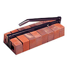 Heavy Duty Black Brick Tongs