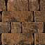 "Anchor® Highland Stone® Retaining Wall System Pair, 3""x(6""&12""), Chestnut"