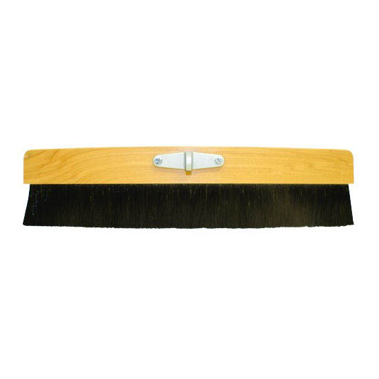 "Cement Finish Broom 36"" Wood Medium, General Purpose"