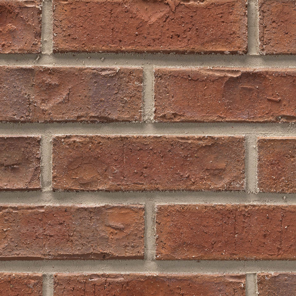 Acme® Brick Denver Rustic Flash Blend #500 Modular Brick