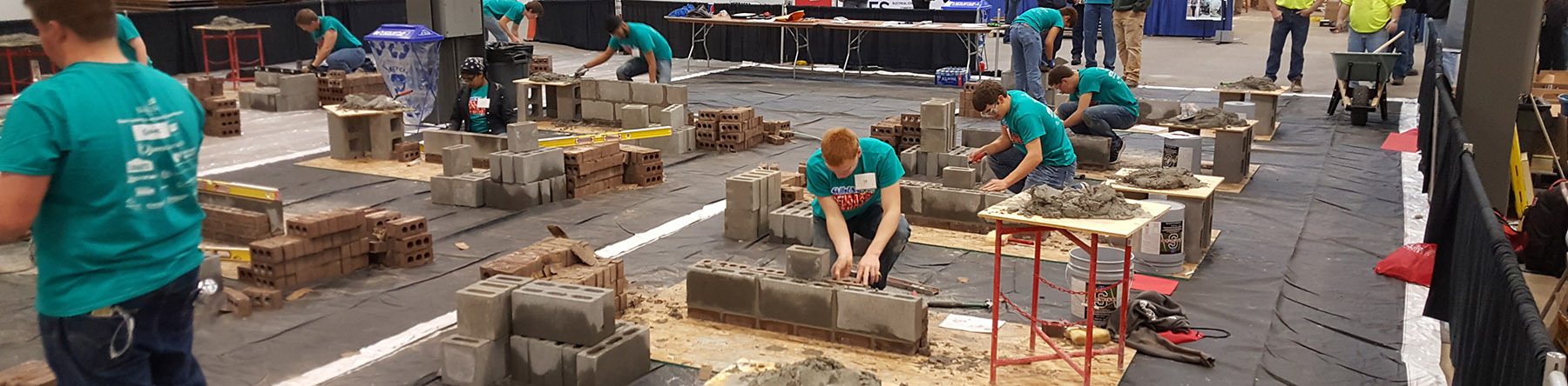 Christensen Concrete helps with SkillsUSA Competition